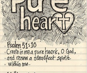 bible, god, and heart image