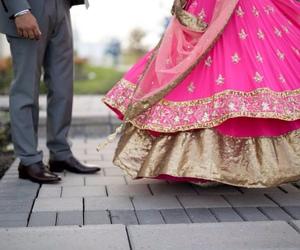 lovett and indian wedding image