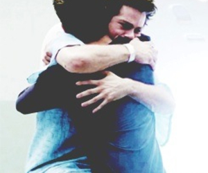 bromance, tyler posey, and dylan o'brien image