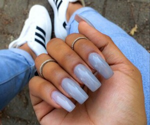 adidas, rings, and fashion image