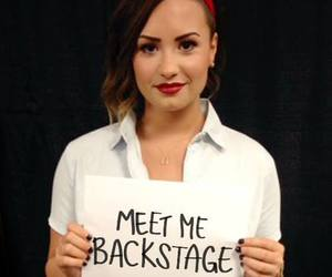demi lovato and perfect image