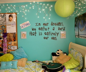 Dream, tumblr, and bedroom image