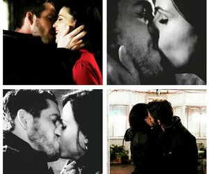 kiss, magic, and once upon a time image