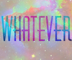 whatever, galaxy, and wallpaper image
