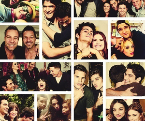 cast, isaac, and tyler posey image