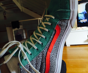 colour and vans image