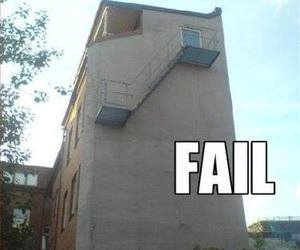 fail and funny image