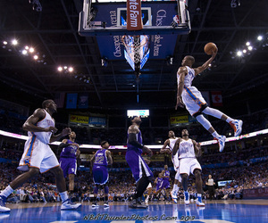 Russell, thunder, and okc image