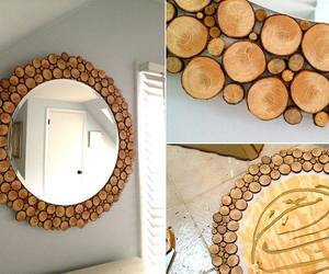 decoration and mirror image