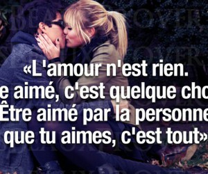 amour, aime, and proverbes image
