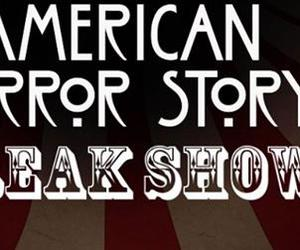 freak show, love, and wait image