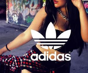 adidas, girl, and sport image