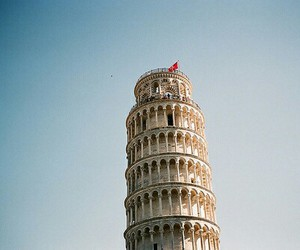 italy, Pisa, and photography image