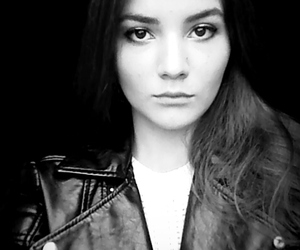 blackandwhite, perfecto, and noir image