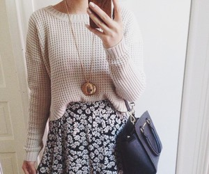 fashion, sweather, and cute image