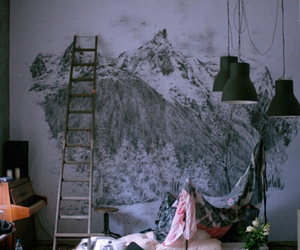 apartment, dreamy, and tumblr image