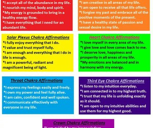 chakra, chakras, and colours image