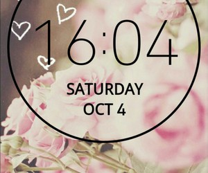 android, flowers, and girly image