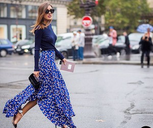 blue, clutch, and fashion image