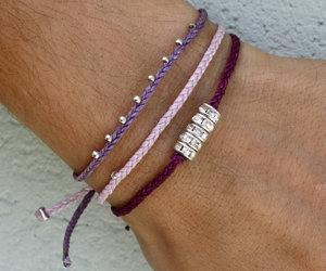 bracelet, how to, and diy image