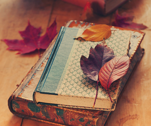color, leaves, and reading image
