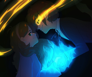 bipper, dipper and mabel, and dipper x mabel image