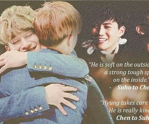Chen, exo, and leader image