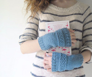 accessories, blue, and etsy image