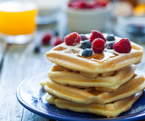 berries, breakfast, and dessert image