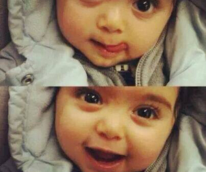 baby, cute, and happy image