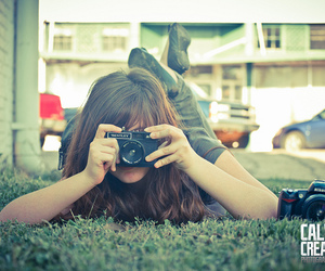 girl, photography, and picture image