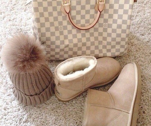 bags, shoes, and love image