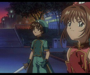 sakura and syaoran image