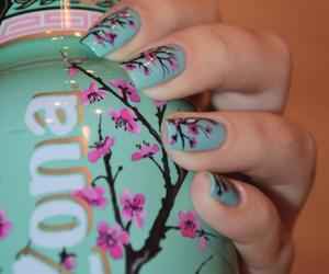 nails, arizona, and green tea image