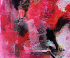 abstract art and Abstract Painting image