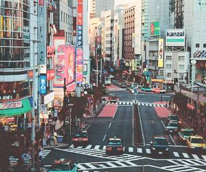 japan, city, and tokyo image