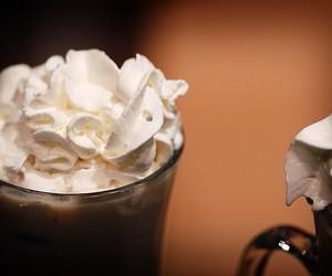 yummy, chocolate, and cream image