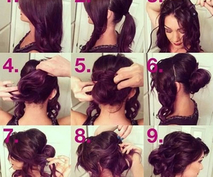 diy and how to do hairstyles image