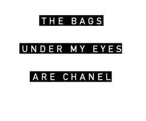 chanel, bag, and eyes image