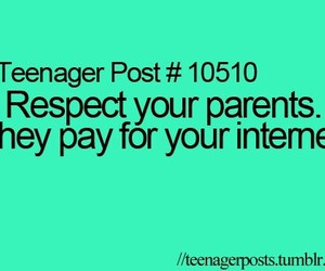 internet, teenager post, and parents image