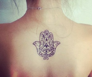 hipster and tattoo image