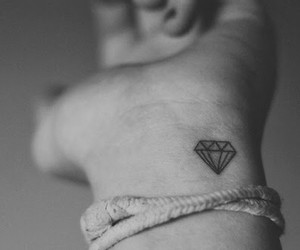 diamond, like, and tattoo image
