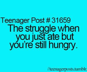 funny and hungry image