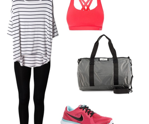 nike, outfits, and Polyvore image