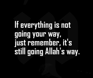 allah and quotes image