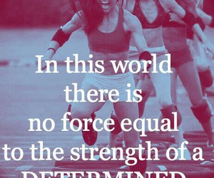 strength woman image
