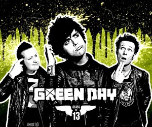 green day, music, and rock image