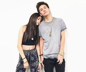 carter reynolds, magcon, and maggie lindemann image
