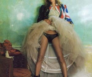 kate moss, model, and Mario Testino image