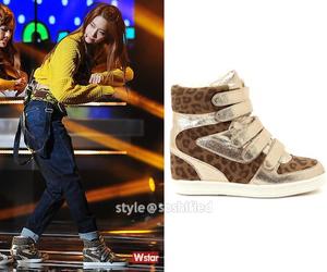 shoes, snsd, and i got a boy image